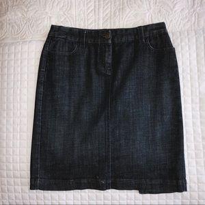J. Crew Denim A-Line Skirt - V Lightly Worn